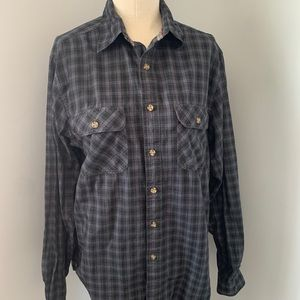 Boston Traders Men's Grey Flannel (M)